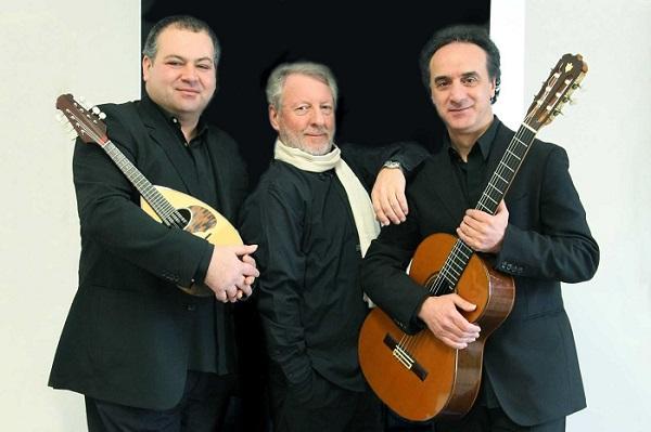Trio Damiani-Libraro-De Venuto