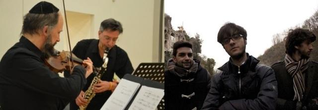 Bartolini-negri + Itai Doshin Trio
