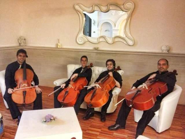 South Sky Cello Ensemble