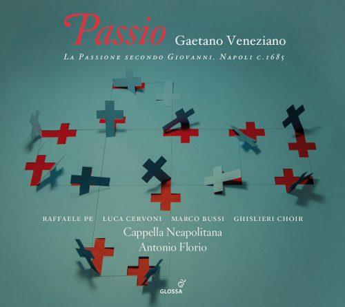 Veneziano-La Passione secondo Giovanni