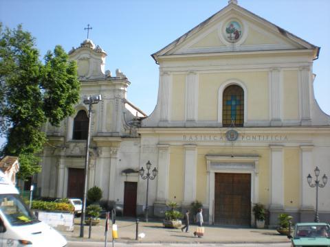 Basilica di Santa Maria dell' olmo - Cava de' Tirreni