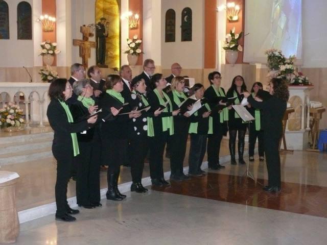 "Coro Polifonico ""Beata Virgo Maria"" - Foto Fulvio Calzolaio"