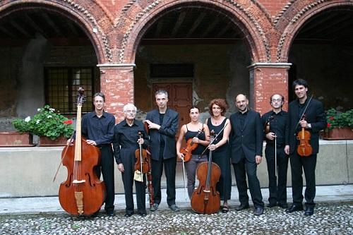 Venerdì 23 dicembre l'ensemble vicentino Andrea Palladio, il