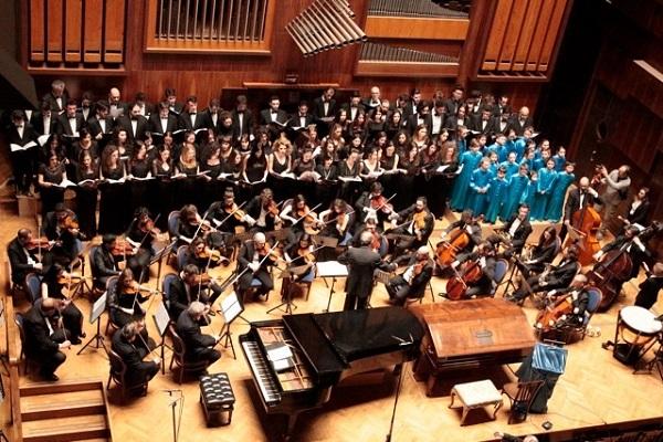 Orchestra e Coro del San Pietro a Majella