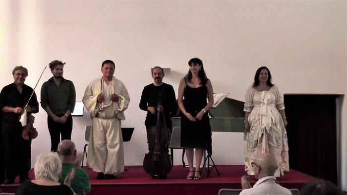 L ensemble le musiche da camera chiude la rassegna for Rassegna camera